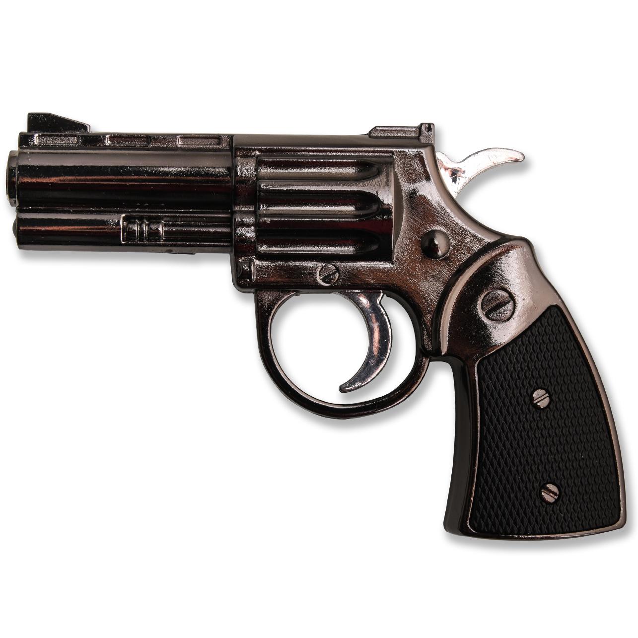 Зажигалка револьвер по выгодной цене