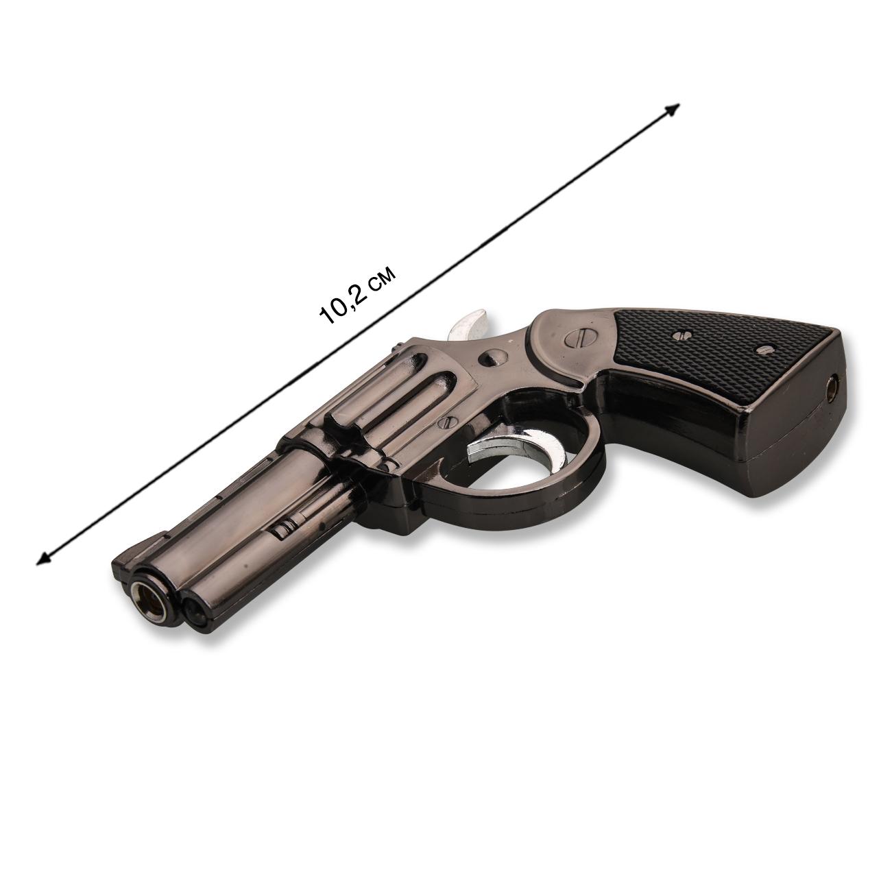 Заказать зажигалку револьвер