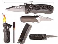 Зажигалка с выкидным ножом - купить по лучшей цене