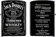 Зажигалка «Jack Daniels» Zippo