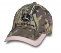Женская камуфляжная кепка John Deere.