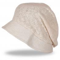 Женская кружевная шапочка