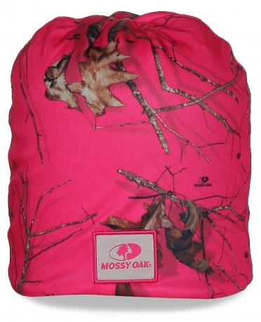 Женская шапка Mossy Oak
