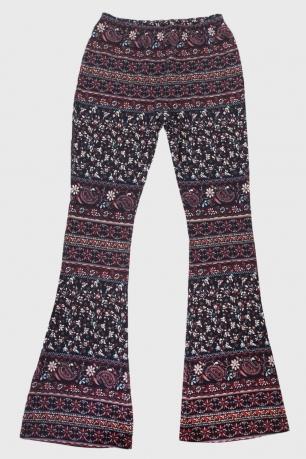 Женские брюки-клеш ANGIE