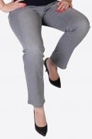 Светло-серые женские джинсы s.Oliver.
