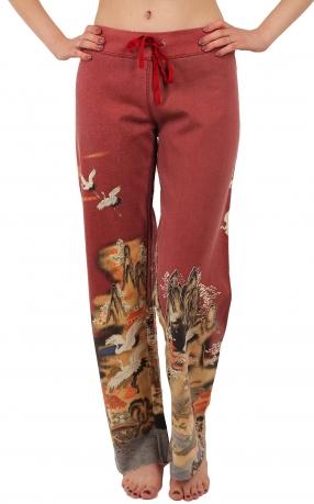 Женские штаны с широким поясом-резинкой – интерпретация стиля ГАУЧО от ТМ Paparazzi