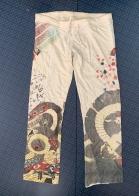 Женские светлые штаны от ТМ Paparazzi