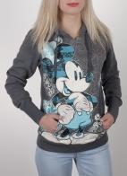 Молодёжная толстовка кенгуру с большим капюшоном. Истинно женский прикольный дизайн от бренда Disney Parks. Пора отказаться от скучной одежды!