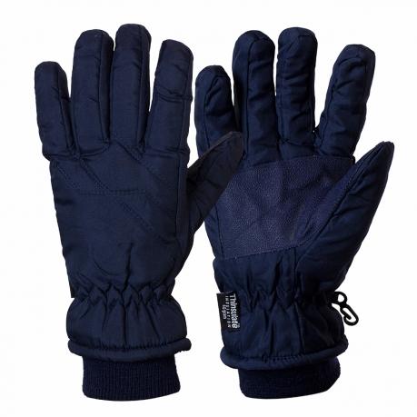 Зимние перчатки для активного отдыха (на флисе и тинсулейне)