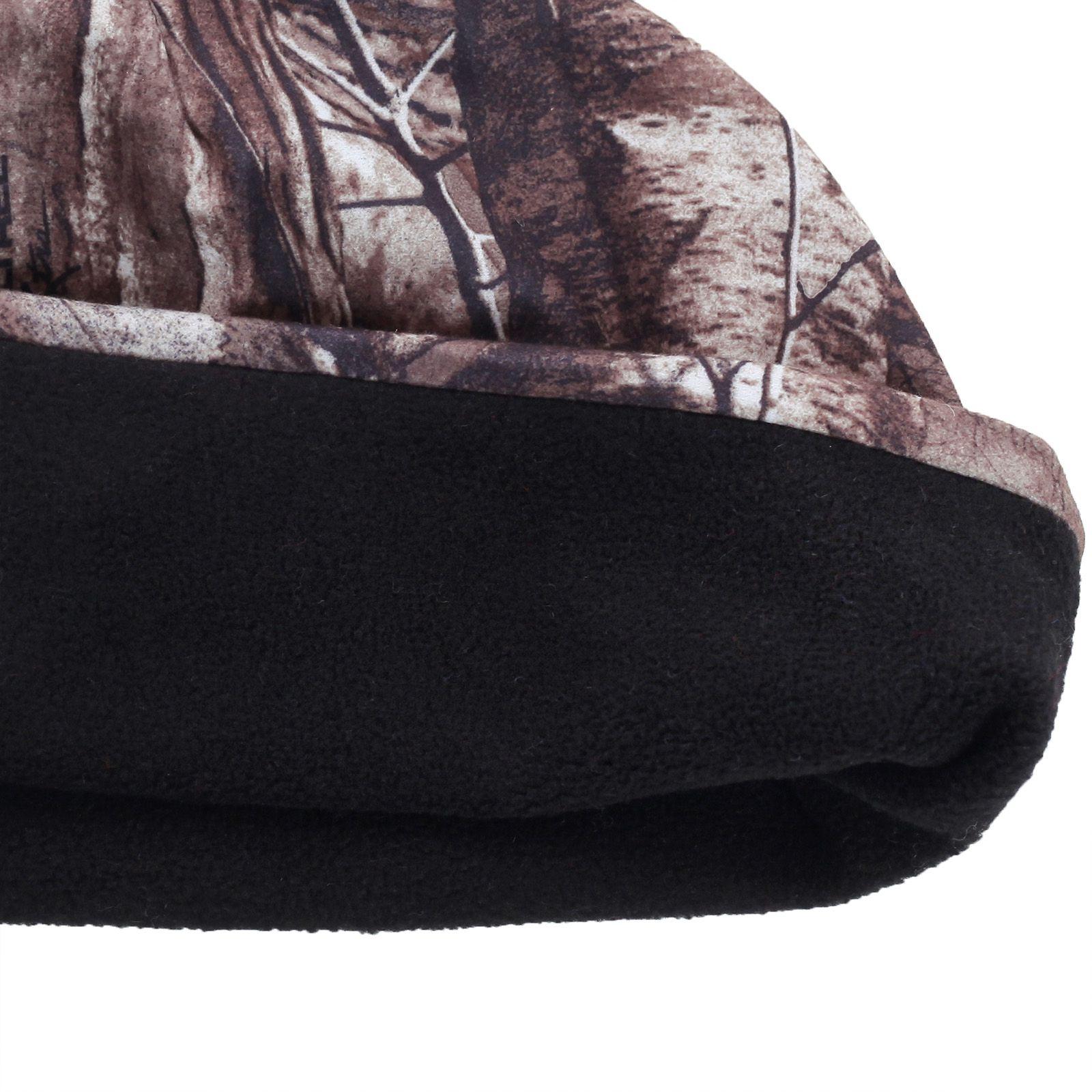 Купить зимнюю шапку из флиса