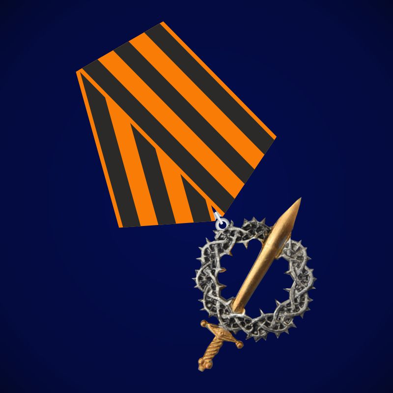 Знак За Великий Сибирский поход